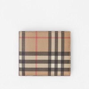 Burberry men's wallet
